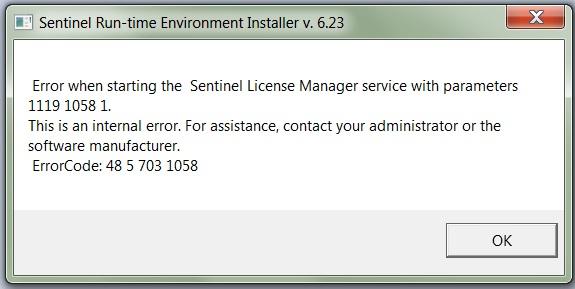 Sentinel HASPドライバーの再インストール (Windows) – Born